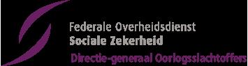 Logo van Federale Overheidsdiensten - Sociale Zekerheid, DG Oorlogsslachtoffers