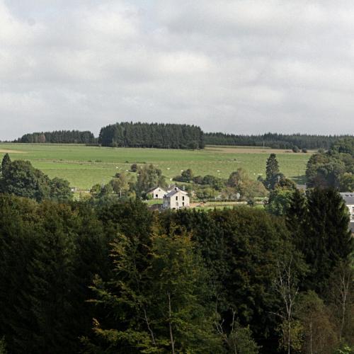 Vue actuelle du village de Straimont (Herbeumont)